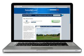 Advertise your community on RetireNet.com