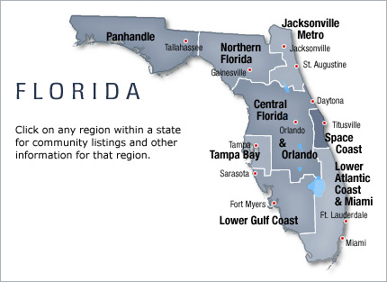 active adult community in central florida