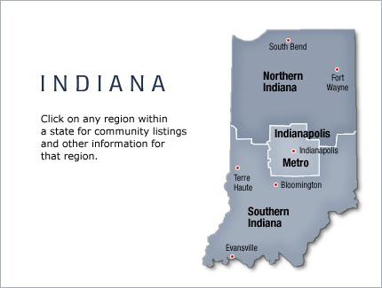 active adult communities in indiana