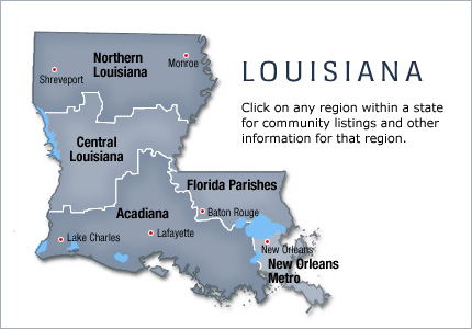Louisiana 55+ Retirement Communities and Homes and LA 55+ Retirement ...