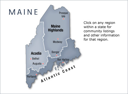 Maine dating service