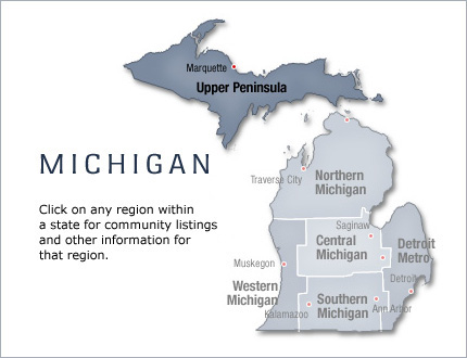 Upper Peninsula - Michigan, Upper Peninsula - MI All Active Retirement ...