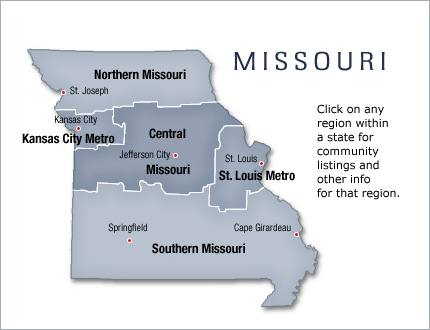 active adult community missouri