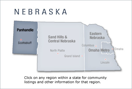 Panhandle  Nebraska 55 Retirement Communities And Homes