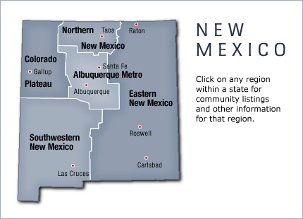 active adult communities in new mexico