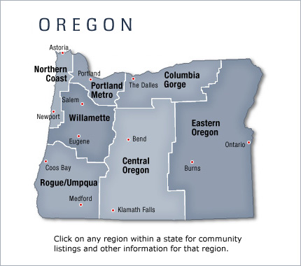 active adult communities in oregon