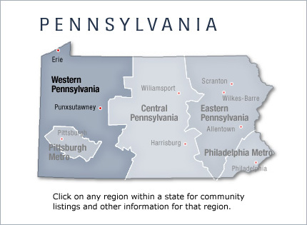 Western Pennsylvania 55 Retirement Communities And Homes
