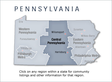 active adult community pa listing