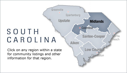 active adult communities in south carolina